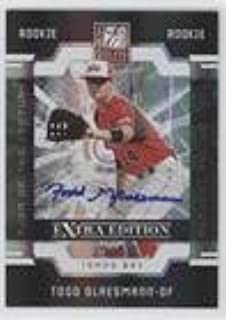 Todd Glaesmann #25/50 (Baseball Card) 2009 Donruss Elite Extra Edition - [Base] - Turn of the Century Signatures [Autographed] #76