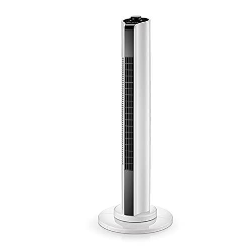 GYF Aire Acondicionado,Ventilador De Aire Acondicionado,Aire Acondicionado,Ventilador Sin Aspas,Función Temporizador, Bajo Consumo 3 Velocidades Silencioso (Color : White, Size : A)
