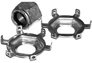 Factory Quicksilver 11-52707Q 1 by Mercruiser propeller nut kit with locking washers