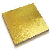 【純金箔】金箔 工芸用 3号色 10枚【日本製の金箔】