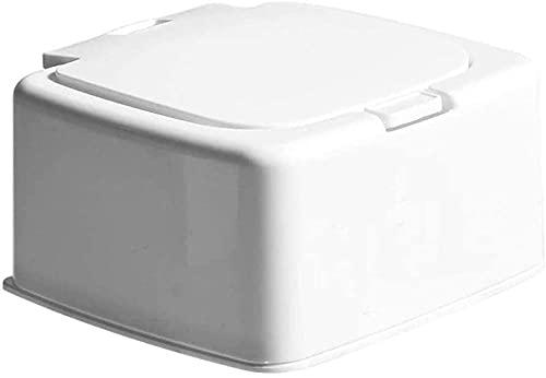 Caja de almacenamiento portátil para palillos de dientes automáticos, caja de almacenamiento, recipiente para bastoncillos de algodón
