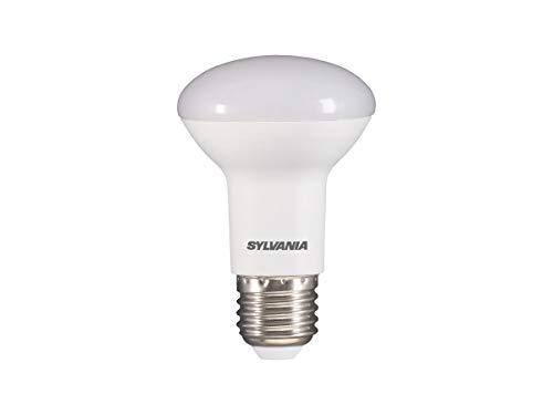 Sylvania 0026332 RefLED R63 V2 E27, 7 W, blanc, 10 x 6.3 x 6.3 cm