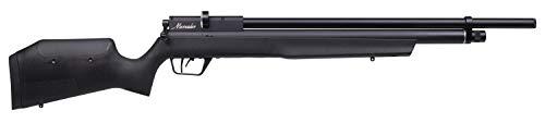 Benjamin Marauder BP2264S Synthetic Stock PCP-Powered .22-Caliber Pellet Multi-Shot Bolt-Action Hunting Air Rifle , Black