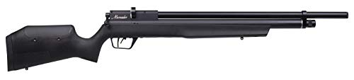 Benjamin Marauder BP2564S Synthetic Stock PCP-Powered .25-Caliber Pellet Multi-Shot Bolt-Action Hunting Air Rifle