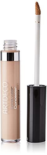 ARTDECO Long-Wear Concealer, langhaltender Flüssig Concealer, Nr. 14, soft ivory