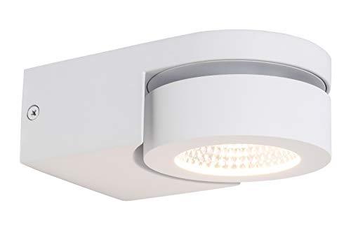 BETLING Wandleuchte Innen 10W Wandlampe Wandleuchten LED Aluminum Wandbeleuchtung Modern für Wohnzimmer Schlafzimmer Treppenhaus Flur WarmWeiß 3000K [Energieklasse A++]