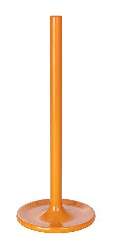 Wenko Toilettenpapier-Ersatzrollenhalter Cocktail Orange, Polystyrol, 14 x 14 x 35 cm