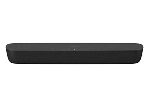 Panasonic SC-HTB200EGK - Barra de Sonido para el Hogar (Conexión HDMI, TV, Inalámbrico y Alámbrico, Home Cinema, 2.0 Canales, 80 W, DTS Digital Surround, Dolby Digital, 80 W, 10 cm) Color Negro