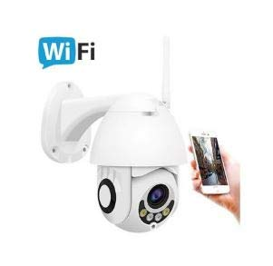 Bewakingscamera, IP CAM WIFI CAMERA DOME Wireless Buiten Speed Zoom Micro SD 4 MM PTZ kabel RJ CAMERA IP CAM WIFI CAMERA DOME wireless ESTERNO Speed Zoom OM Micro SD 4 MM PTZ ATTACCO CAVO RJ