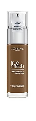 L'Oréal Paris True Match Liquid Foundation - 9.C Deep Cool