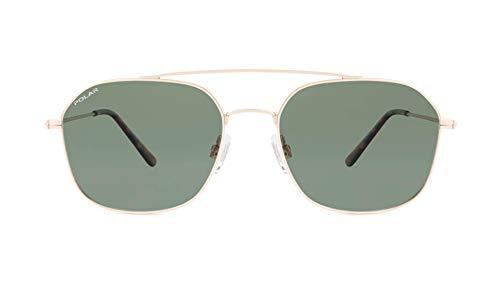 Polar OID Gafas de sol polarizadas para hombre y mujer, vintage, unisex, estilo retro, billy, color 02/g