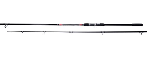 Shakespeare Beta Carp 2.5lb Rod - Black, 12 Ft