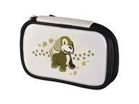 Nintendo DS lite - Tasche Dog, weiß
