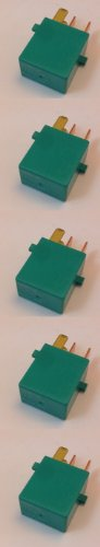 OMRON G8HN-H70 12 VOLT DC SPST MICRO ISO AUTOMOTIVE RELAY, 20 AMPS/NO and 10 AMPS/NC (5 PACK)