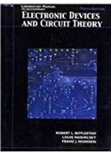 Lab Manual for Electronic Devices and Circuit Theory by Robert L. Boylestad (2008-08-25)