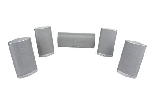 5X Harman Kardon HKTS 7 SAT-TS7 Lautsprecher Boxen Silber