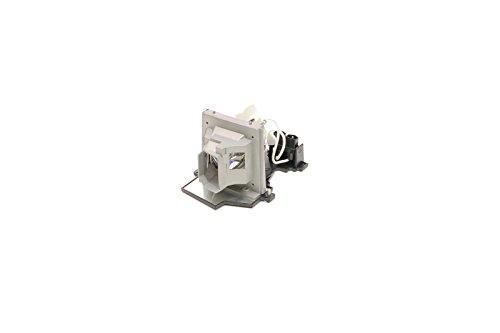 Alda PQ-Premium, Lámpara de proyector Compatible con SP.82G01.001, BL-FU180A, RLC-012 para NOBO S16E, S17E, X17E, X20E OPTOMA DNX0503, DS305, DS305R Proyectores, lámpara con Carcasa