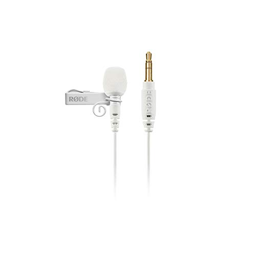 RODE Microphones ロードマイクロフォンズ Lavalier GO white 3.5mm TRS ラベリアマイク LAVGOW