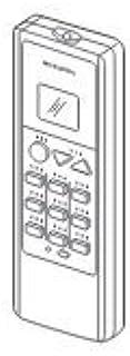 【部品】三菱 エアコン リモコン RH091 対応機種:MSZ-22WB MSZ-25WB MSZ-28WB MSZ-36WB MSZ-40WBS MSZ-50WBS MSZ-H229 MSZ-H259 MSZ-H289 MSZ-J229 MS...