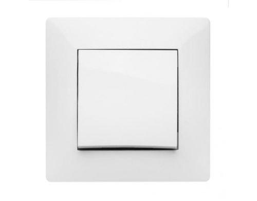 Schuko Enchufe Enchufes Interruptor pulsador interruptor de luz Interruptor Volante