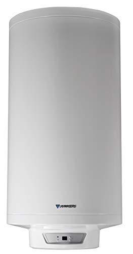 Junkers Grupo Bosch Termo Electrico 100 litros Elacell Excellence | Calentador de Agua Vertical y Horizontal, Resistencia Ceramica, 2000w