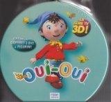 Coffret De 3 Dvd (La Carte Au Trésor + La Grande Parade Des Jouets + Oui-Oui Sauve Noël) + 1 Figurine - Edition Limitée