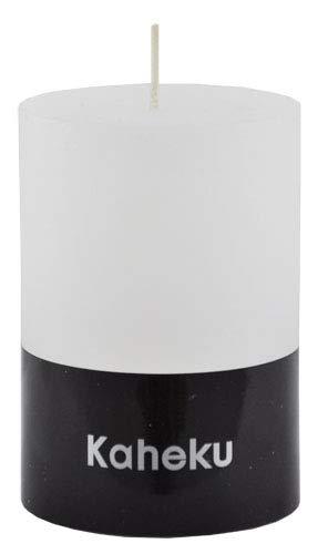 Zylinder Kerze weiß Euro Trend Candles Durchmesser 5cm x 5cm
