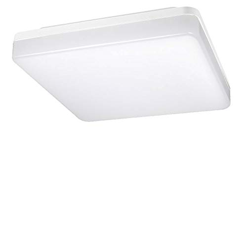 Plaque LED Carr/ée 24W Panneau SuperSlim Encastr/é Blanc Neutre 4000k-4500k ONSSI LED