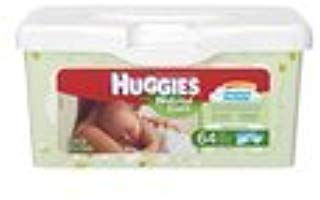 Natural Care Fragrance-Free Baby Wipes