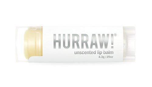 Lippenbalsam, ohne Duft, 0,15 Unzen (4,3 g) - Hurraw! Balsam