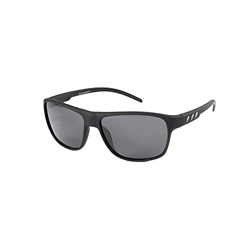 Moda Gafas De Sol Vintage De Una Pieza para Hombre Tr90 Gafas De Sol Cuadradas Uv400 Sombras para Verano Al Aire Libre Blackgreylens