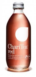 12x ChariTea red Bio-Rooibostee 330 ml