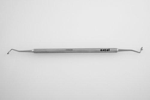 Black 1-2 Dental Amalgam Plugger / Condensers Double End - SurgicalExcel 83-5304 by SurgicalExcel