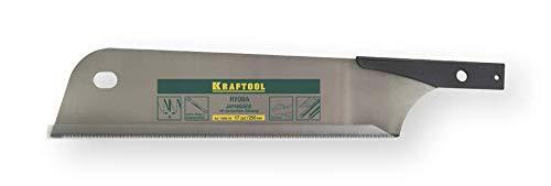 Kraftool Ersatz-Sägeblatt Kataba 270 mm, Rücken kurz, 17 Zähne pro Zoll, für Japansäge Kataba.