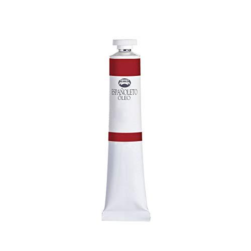 Lienzos Levante Óleo Españoleto, Tubo de 55 ml, 316 Rojo de París