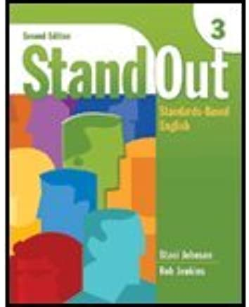 Stand Out 3: Standards-Based English, 2nd Edition 2nd by Staci Johnson, Rob Jenkins (2007) Paperback
