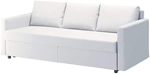 Best HomeTown Market The Cotton Friheten Sleeper Sofa Cover Replacement is Custom Made Compatible for IKE