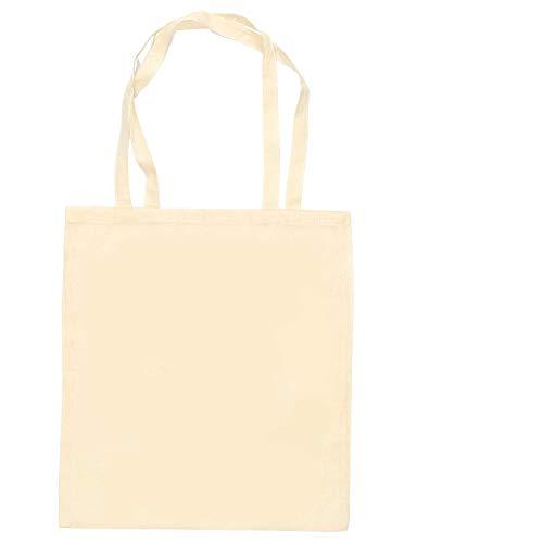 Baker Ross Große Schultertaschen aus Stoff für Kinder zum Bemalen - Stoffbeutel als Geschenkidee (3 Stück)