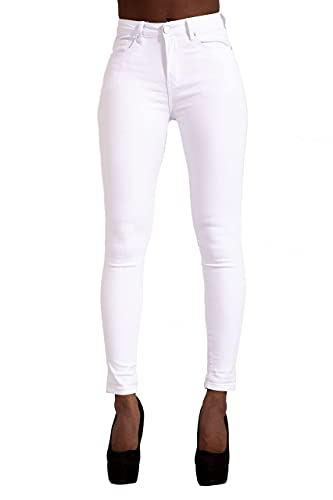 Lusty Chic High Waist Coloured Jeans