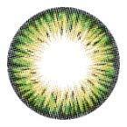 Lenti a contatto colorate Colors of the Wind, annuali, anche per gli occhi scuri, colori: grigio, verde, blu, marrone, viola, lime(cow19)