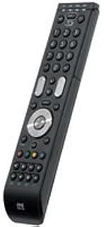 One For All URC7140 Essence 4 – Mando a distancia Universal para 4 dispositivos con función de aprendizaje, 100% compatible, Negro