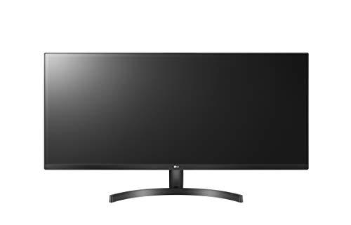LG 34WK500-P 86,36 cm (34 Zoll) 21:9 UltraWide™ Full HD IPS Monitor (AMD FreeSync, 99%sRGB, DAS Mode), schwarz