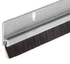 CRL Aluminum and Nylon Door 5/8