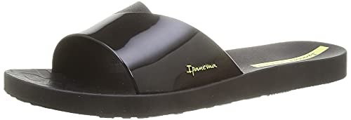 Ipanema Damen Fresh FEM Sandale, Nero, 39 EU