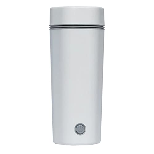 Portable Electric Kettle, Mini Travel Electric Kettle, Stainless Steel Heating Cup, 3-in-1 Fast Boiling Kettle