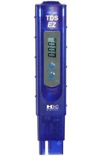 HM Digital TDS-Ez tds - Misuratore Manuale TDS con Schermo LCD, per verificare i valori idroponici, per Giardinaggio, acquari, Piscine, Spa, per sistemi di filtraggio dell'Acqua