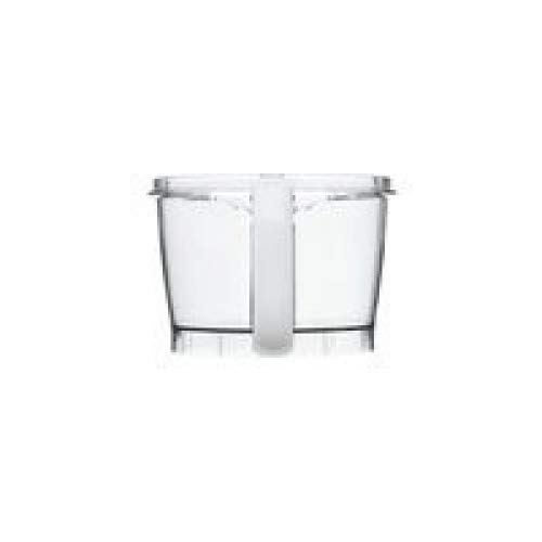 Cuisinart Work Bowl with Handle, White