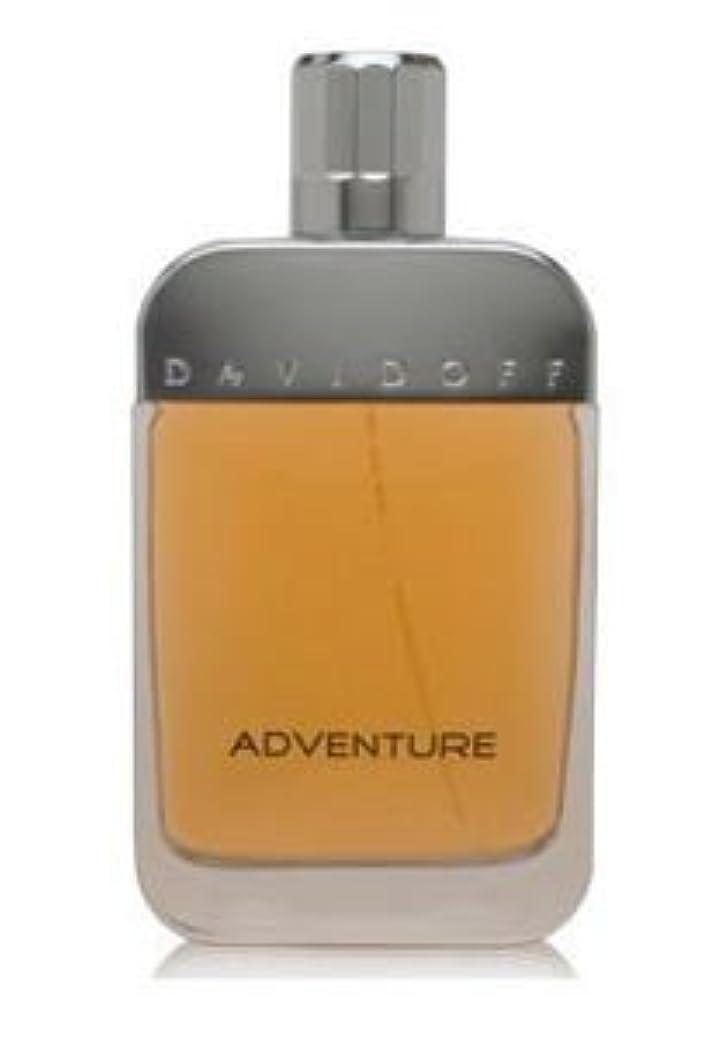 ミキサー甘味配管Adventure (アドベンチャー) 1.7 oz (50ml) EDT Spray by Davidoff for men