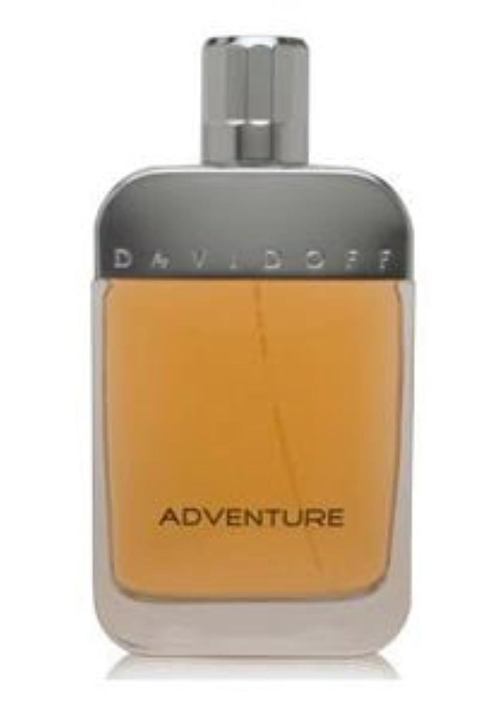 うがいピルファー肥料Adventure (アドベンチャー) 3.4 oz (100ml) EDT Spray by Davidoff for men