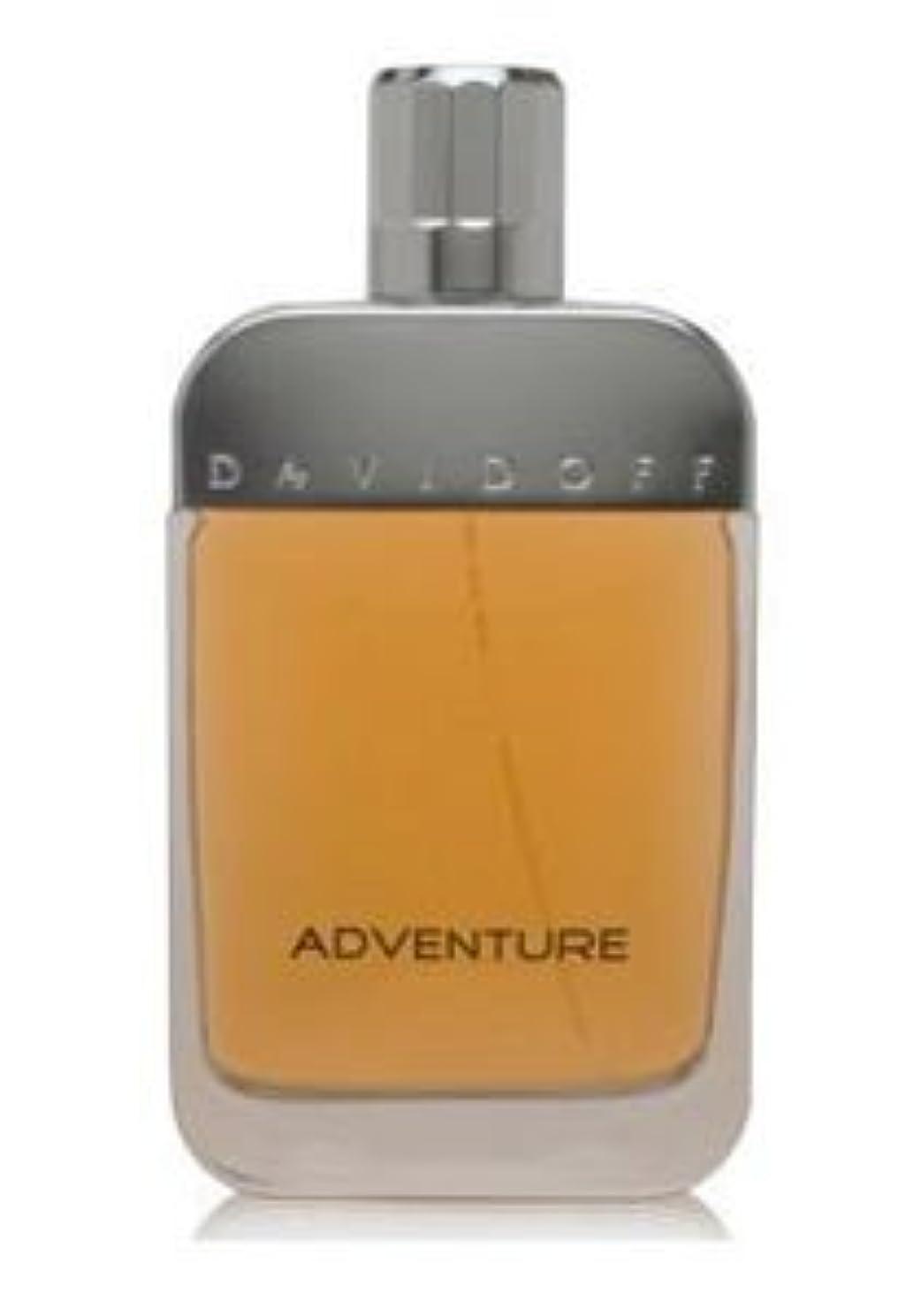 威信藤色珍しいAdventure (アドベンチャー) 3.4 oz (100ml) EDT Spray by Davidoff for men